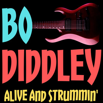 Bo Diddley - Alive and Strummin'