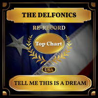 The Delfonics - Tell Me This Is a Dream (Billboard Hot 100 - No 86)