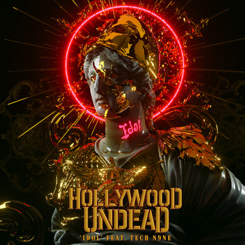 Hollywood Undead - Idol (feat. Tech N9ne) (Explicit)