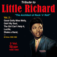 "Little Richard - Tribute to Little Richard ""The Innovator"" (The Originator and The Architect of Rock and Roll 2 Vol. : (1958-1960) Vol. 2 : (1958-1960))"