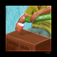 Toyin Ores - ANESTHETIC (Explicit)