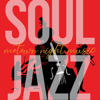 Various Artists - Soul Jazz Motown Night Music