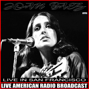 Joan Baez - Live In San Francisco