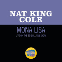 Nat King Cole - Mona Lisa (Live On The Ed Sullivan Show, March 7, 1954)