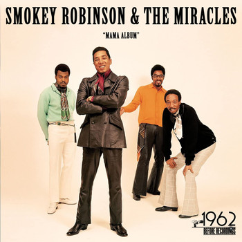 Smokey Robinson & The Miracles - Mama Album