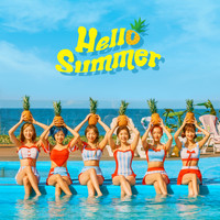 April - APRIL Summer Special Album 'Hello Summer'