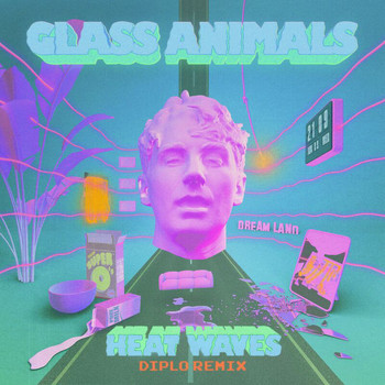 Glass Animals - Heat Waves (Diplo Remix)