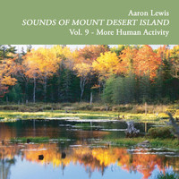 Aaron Lewis - Sounds of Mount Desert Island, Vol. 9: More Human Activity