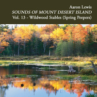 Aaron Lewis - Sounds of Mount Desert Island, Vol. 13: Wildwood Stables (Spring Peepers)
