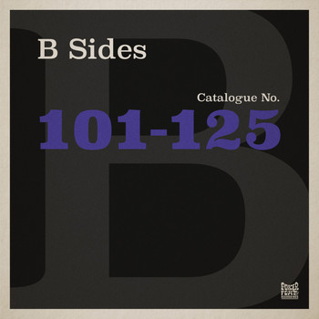 Various Artists - The Poker Flat B Sides - Chapter Five (The Best of Catalogue 101-125) (Explicit)