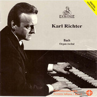 Karl Richter - Organ Recital