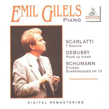 Emil Gilels - Piano