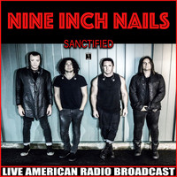 Nine Inch Nails - Sanctified (Live)