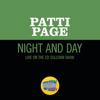 Patti Page - Night And Day (Live On The Ed Sullivan Show, July 22, 1962)