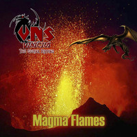 Vns Vinicius the Guitar Ripping - Magma Flames