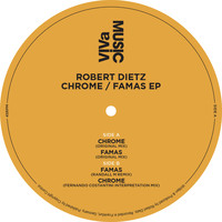Robert Dietz - Chrome / Famas EP