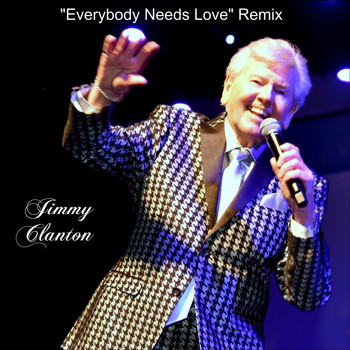 Jimmy Clanton - Everybody Needs Love (Remix)