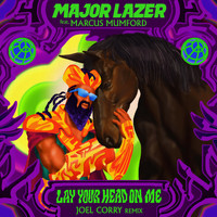 Major Lazer - Lay Your Head On Me (feat. Marcus Mumford) (Joel Corry Remix)