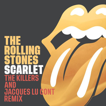 The Rolling Stones - Scarlet (The Killers & Jacques Lu Cont Remix)