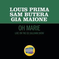 Louis Prima - Oh Marie (Live On The Ed Sullivan Show, October 28, 1962)