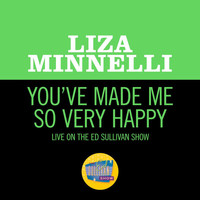 Liza Minnelli - You've Made Me So Very Happy (Live On The Ed Sullivan Show, May 18, 1969)