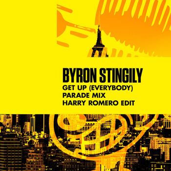 Byron Stingily - Get Up (Everybody) ([Parade Mix] [Harry Romero Edit])