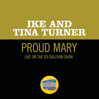Ike And Tina Turner - Proud Mary (Live On The Ed Sullivan Show, January 11, 1970)