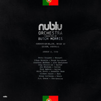 Nublu Orchestra and Butch Morris - Live in Lisbon