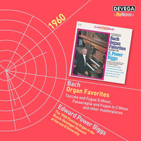 Edward Power Biggs - Bach: Favorite Organ Works