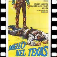 Ennio Morricone - A Gringo Like Me( Original Soundtrack Duello Nel Texas 1963)