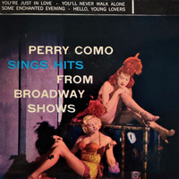 Perry Como - Songs Hits From Broadway Shows