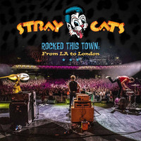 Stray Cats - Rock This Town (Live)