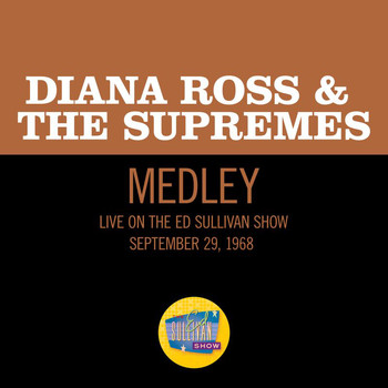 Diana Ross & The Supremes - I'm The Greatest Star/Funny Girl/Don't Rain On My Parade (Medley/Live On The Ed Sullivan Show, September 29, 1968)