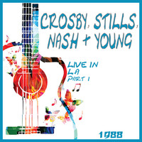 Crosby, Stills, Nash & Young - Live in Hollywood 1988 Part One (Live)