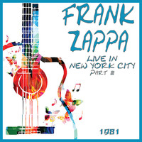 Frank Zappa - Live in Rotterdam 1980 Part Three (Live)