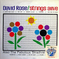 David Rose - Strings Alive