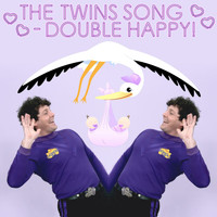The Wiggles - The Twins Song - Double Happy!