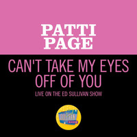 Patti Page - Can't Take My Eyes Off Of You (Live On The Ed Sullivan Show, December 17, 1967)