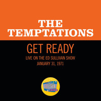 The Temptations - Get Ready (Live On The Ed Sullivan Show, January 31, 1971)