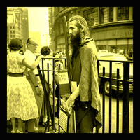 Moondog - Be a Hobo (Alternate Version)