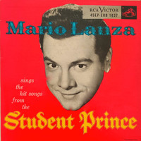 Mario Lanza - Mario Lanza Sings The Hit Songs From The Student Prince (1959)