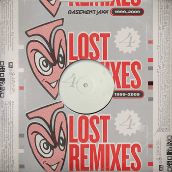 Basement Jaxx - Lost Remixes (1999 - 2009)