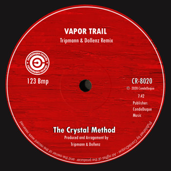 The Crystal Method - Vapor Trail (Tripmann & Dollenz Remix)