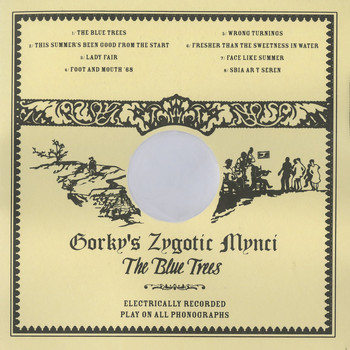 Gorky's Zygotic Mynci - The Blue Trees