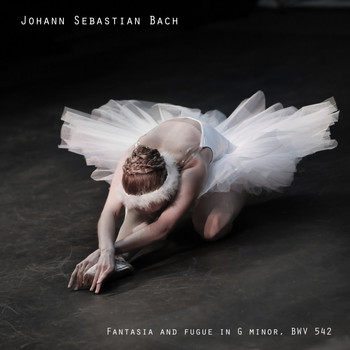 Johann Sebastian Bach - Fantasia and fugue in G minor, BWV 542