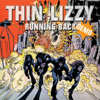 Thin Lizzy - Running Back (Demo)