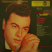 "Mario Lanza - Mario Lanza In ""Serenade"" (Selections From The Original Soundtrack 1956)"