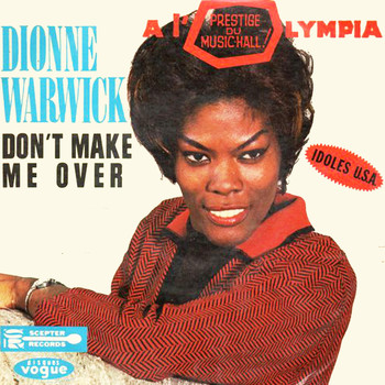 Dionne Warwick - Don't Make Me Over - A L'olypia Live 1963