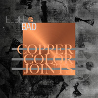 Elbee Bad - Copper Color Joints