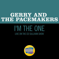 Gerry And The Pacemakers - I'm The One (Live On The Ed Sullivan Show, May 3, 1964)